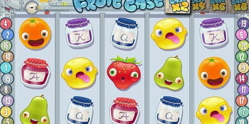 Fruit Case