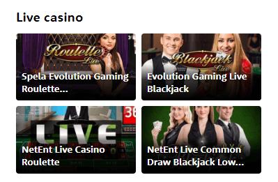 Casinoroom live