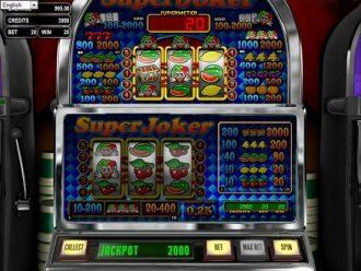Super Joker spelautomat