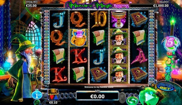 Merlins Magic Freespins