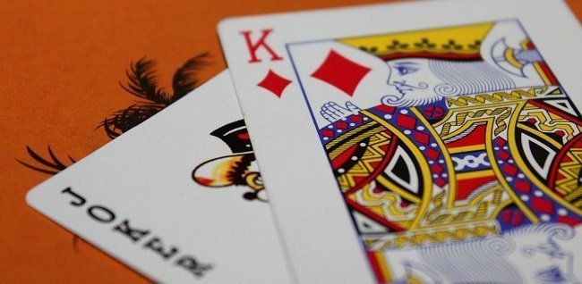 Blackjackhand