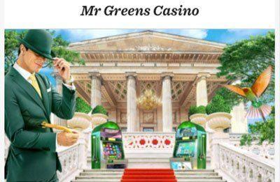 Mr Green lobby