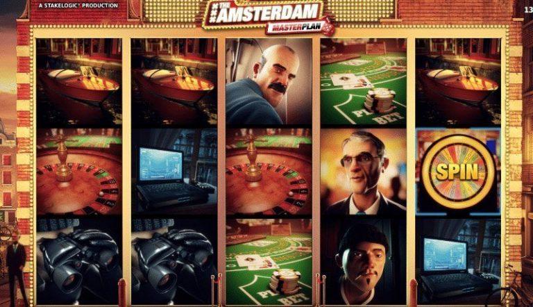 Amsterdam Masterplan