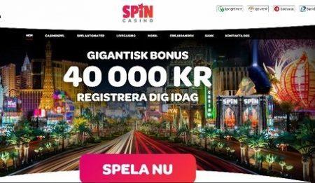 spincasino bonus