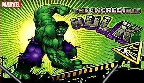 the incredible hulk spelautomat