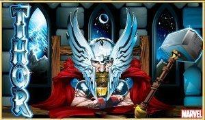 Thor spelautomat