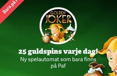 PafCasino Free Spins