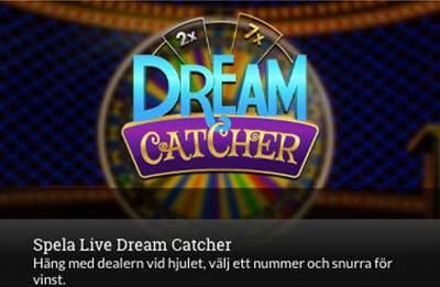 Sverigeutomaten Dream Catcher