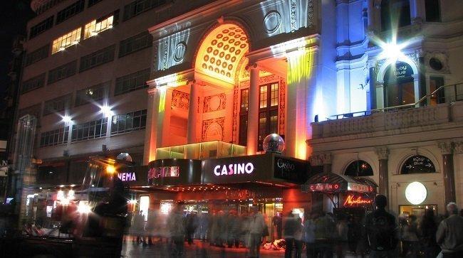 Casino at the Empire