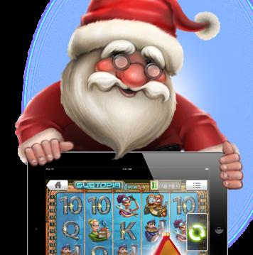Missa inte slutspurten i julkalendern hos CasinoEuro