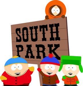 South Park lanseras som spelautomat