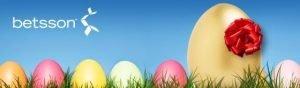 Fira påsken med Betsson - ta del av dagliga erbjudanden och tävla om en lyxresa till soliga Malta