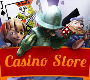 Tävla med Betsson Casino Store - vinn varje dag