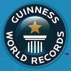 Paf har nu två rekord i Guinness Rekordbok