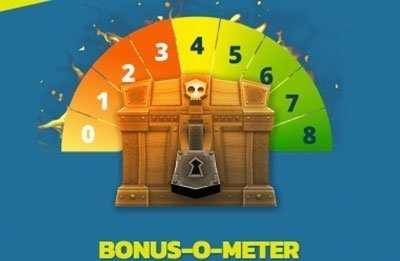 Thrills Bonus O meter
