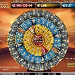 Mega Fortune Dreams jackpot slot