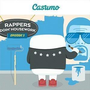 Casumo - upp till €100 i bonus idag