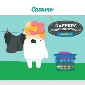 10 gratis spinn hos Casumo