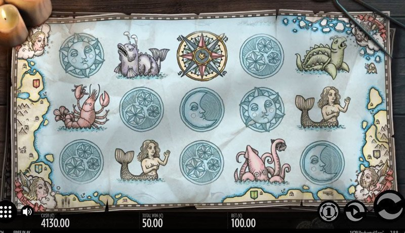 1429: Uncharted Seas