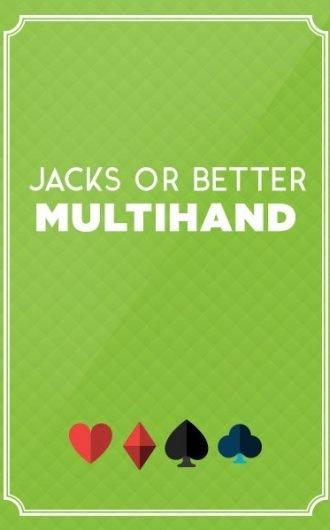 Jacks or better game