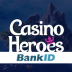 Casino Heroes bank id
