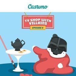 Casumo bjuder på gratis spinn