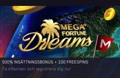 Maria Casino Mega Fortune