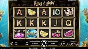 King of Slots hos CasinoSaga
