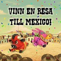 Spinata Grande Slot - Auf nach Mexiko
