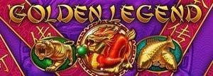 Golden Legend - spelautomat från Play'n GO