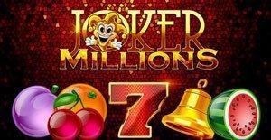 Joker Millions - spelautomat från Yggdrasil