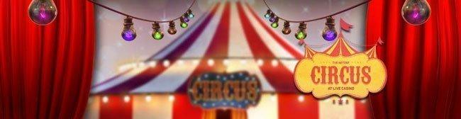 unibet-circus