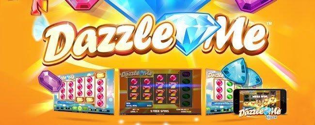 Dazzle Me hos Casino Room