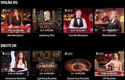 Rizk live-casino