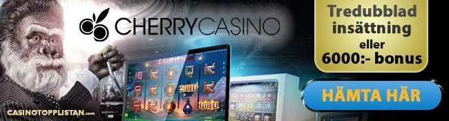 Cherry Casino bonusar