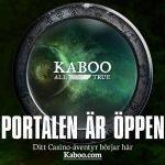 Oändliga bonusar på Kaboo Casino