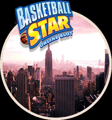 Basketball Star slot - Går nu att spela gratis online
