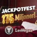 LeoVegas: jaga jackpottarna, vinn resa till Hollywood
