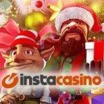 Dagliga klappar hos InstaCasino fram till julafton