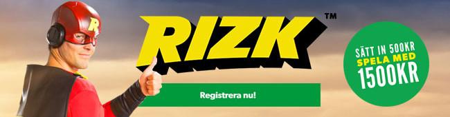 Jackpot 6;000 - Rizk Casino