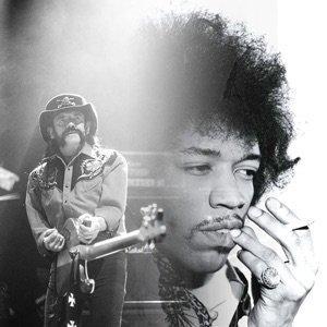 Jimi Hendrix och Motörhead - spelautomater från NetEnt