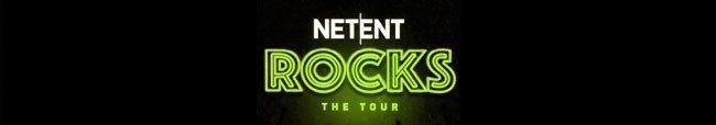 NetEnt Rocks - Jimi Hendrix, Motörhead