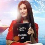 Casino Cruise – 10 000 kr bonus och digital kryssning