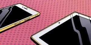 Mobil6000 på mobilen