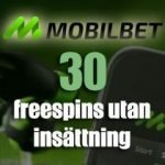 Exklusivt erbjudande: 30 freespins vid registrering för nya spelare hos Mobilbet