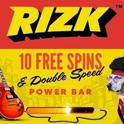 Rizk Casino Bonus regler och -villkor