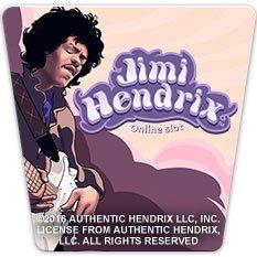 Jimi Hendrix Video Slot