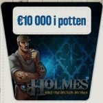 SveaCasino: spela detektiv och vinn upp till €2500 extra