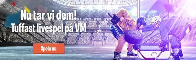 LeoVegas Sportsbook - odds och liveodds