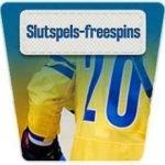 Få freespins när Tre Kronor gör mål – bara hos SveaCasino